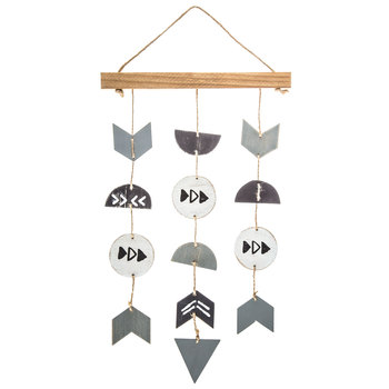 Arrow Cutout Wood Wall Decor